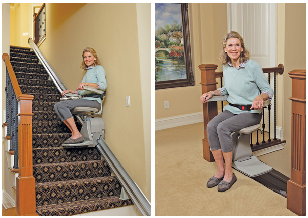 Electric Stair Lifts And Patient Lifts From Back Home Safely