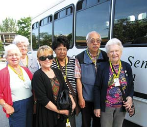 About Hospitals, Seniors and Return Trips