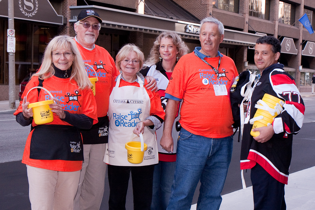 Fundraiser for Seniors