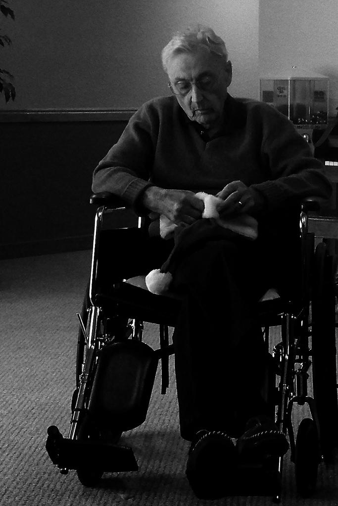 Grandpa Reed