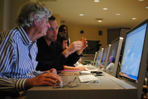 Hands-on computer training for Senior Citizen