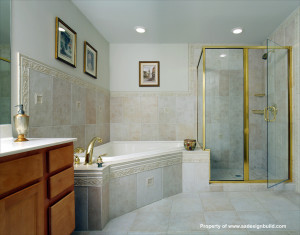Install quality lighting in your bathroom.