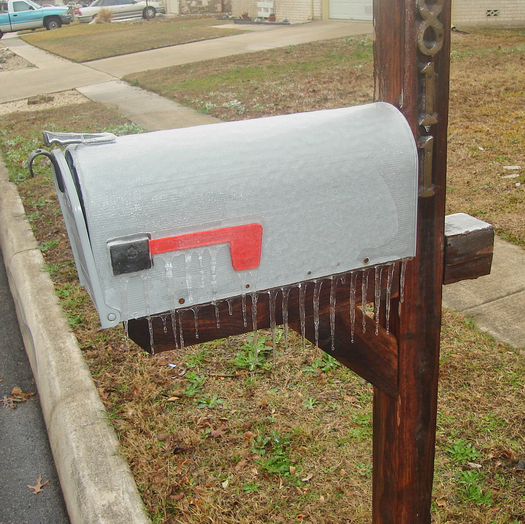 Remove your name from the mailbox.