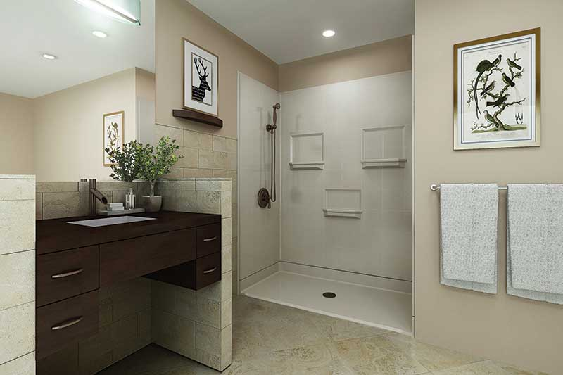 Barrier Free Bathrooms New Jersey