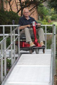 Morris County Wheelchair Ramp