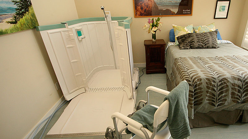 Terrific Barrier Free Bathrooms New Jersey Interior Design Ideas Tzicisoteloinfo