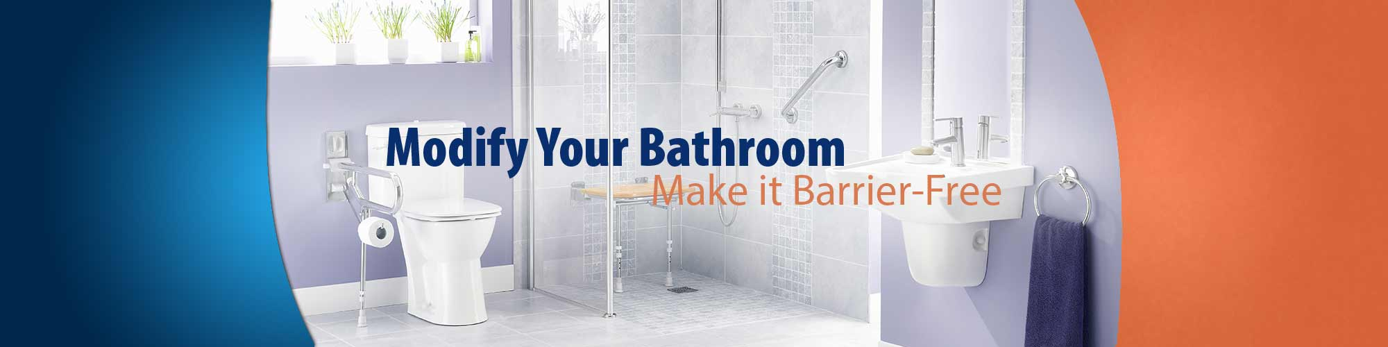 Modify Your Bathroom with Back Home Safely