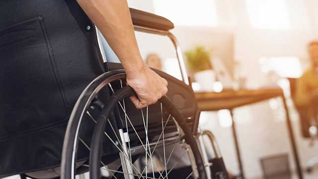 Home with Accommodations for the Disabled
