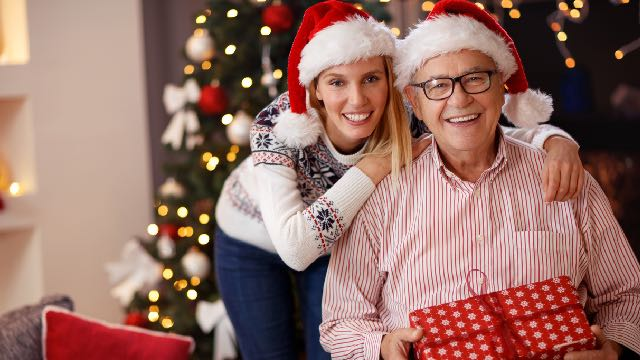 christmas gift for seniors thats good for their safety