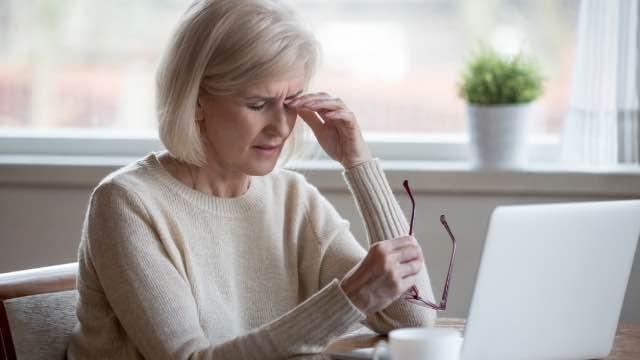 Senior Eye Problems
