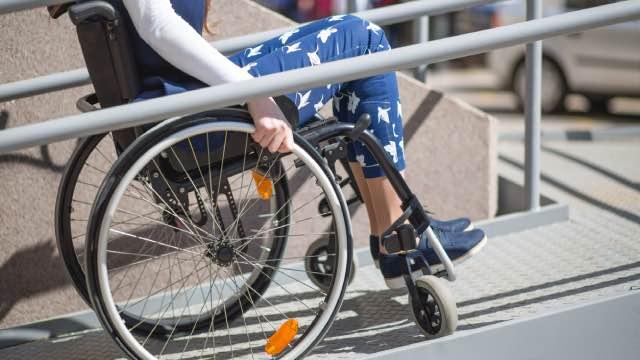 Passaic County Wheelchair Ramp