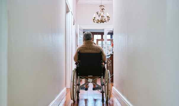 Wheelchair at Home