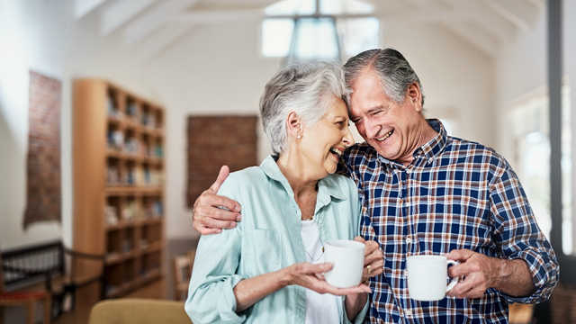 Seniors Aging At Home