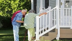 Keeping Seniors Safe When On The Stairs