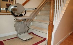 Somerset County Stairlift Installation