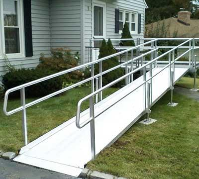 Warren County Wheelchair Ramp
